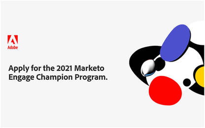 アドビ、2021 Marketo Engage Champion...